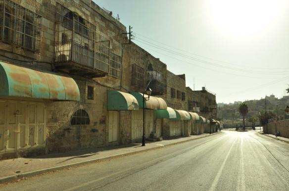 Nov 2013 Shuhada Street 2 Hebron S. Robinson
