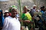 Christians join from the Congo. Photo EAPPI/K. Ranta.