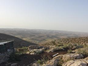 The view from Bir al 'Idd. Photo EAPPI/H. Tyssen.