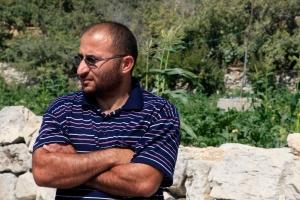 Jihad Abu Saymeh. Photo EAPPI/T. Fjeldmann.