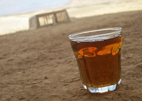 Photo of tea in Khashem ad Daraj