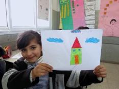 Malak's drawing