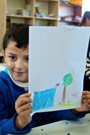 Samer's drawing