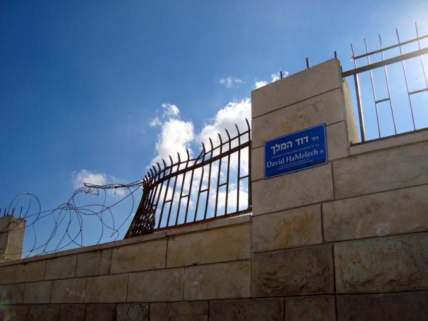 D.Peschel - New name for the legendary Shuhada Street... - Hebron - 281214