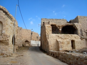 D.Peschel - Once destroyed by IDF, now restored by HRC - Hebron - 281214