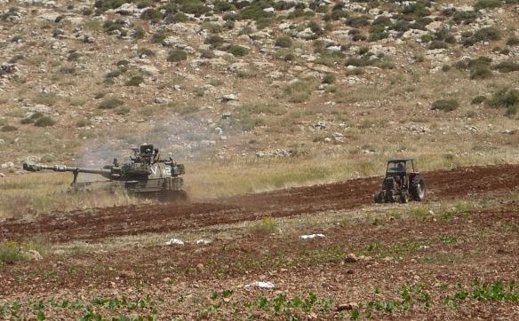 006 R.Berg  Tractor vs tank