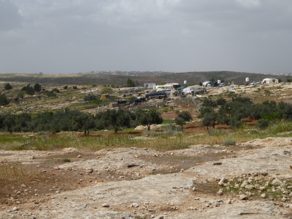 The Village of Susiya, South Hebron Hills  Photo EAPPI/P. Moore 2015