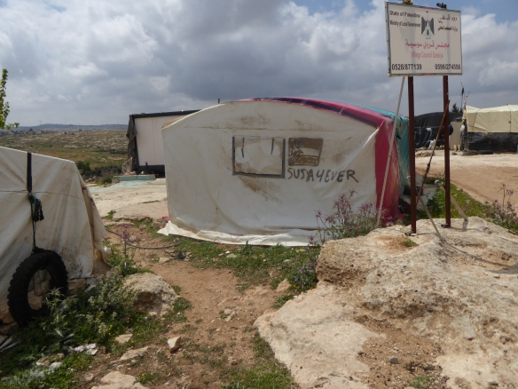 Susya forever, South Hebron Hills, Photo EAPPI/P. Moore 2015