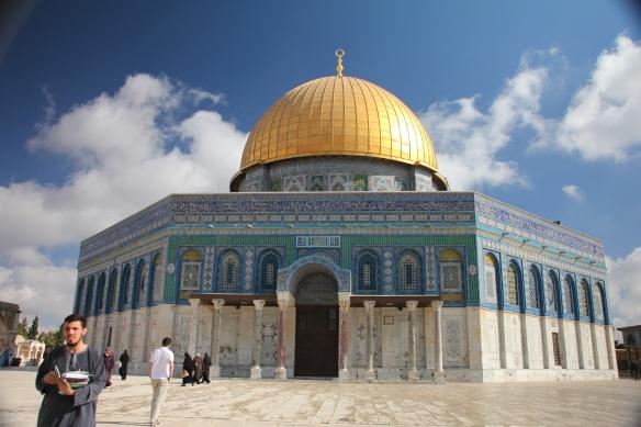 2015, Jerusalem Old City, The Temple Mount, Photo EAPPI/I.Tanner