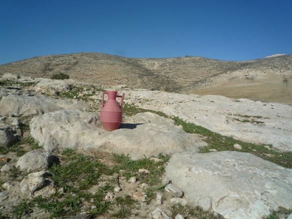 13.01.16 Khirbet Ar Rahwa vase